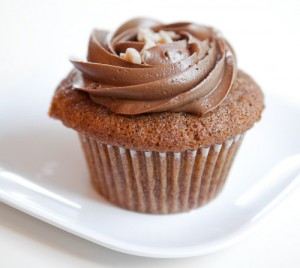 Gnutella cupcake at Polkadots (not tested in this comparison)
