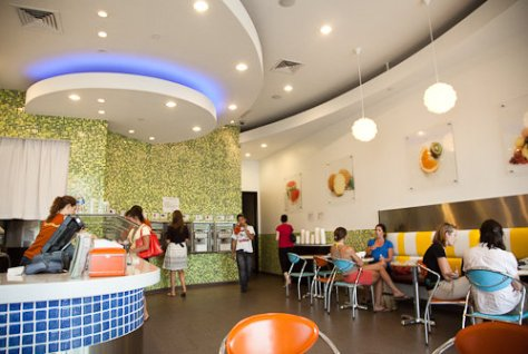 Yogurt Planet - Austin, Texas