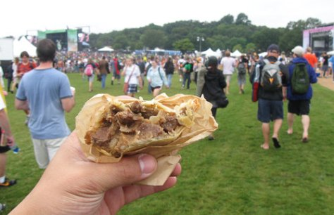 Guinness Beef Pie from Boomerangs