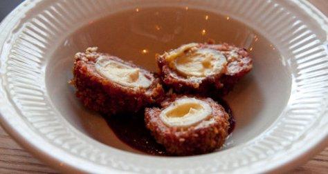 Scotch Eggs Haddingtons