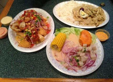 Peruvian Food in Austin - La Chapparita