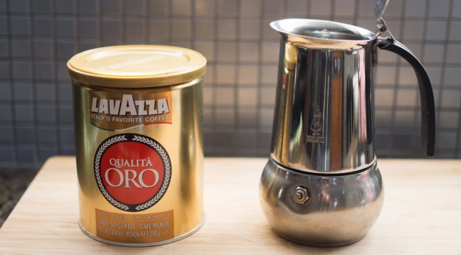Moka Pot: Make espresso without the machine… at home (like an Italian!)
