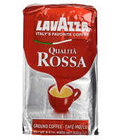 lavazza qualita rossa medium coffee for moka pots