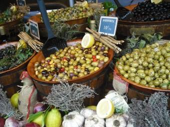 маслини микс маркет