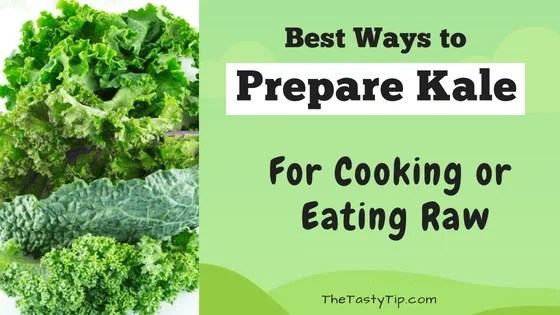 Best way to eat kale raw or cooked