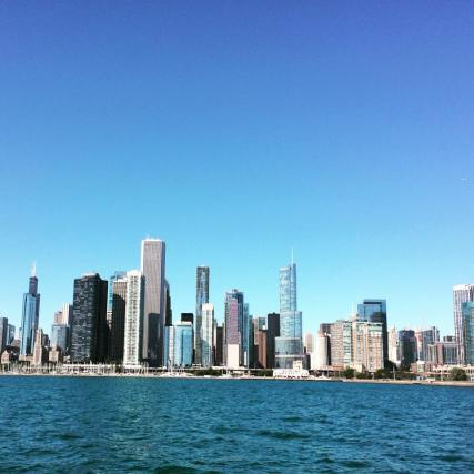 chicago-skyline-from-the-lake