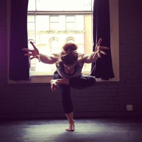 yoga/balance