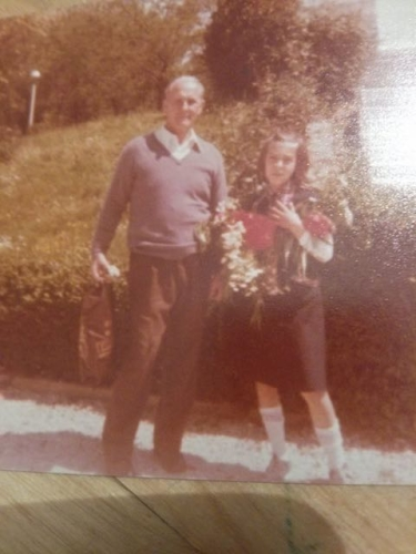 Eirini and dad