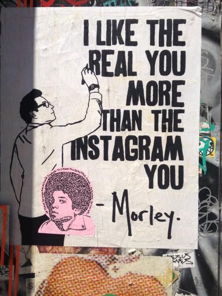 street art social media