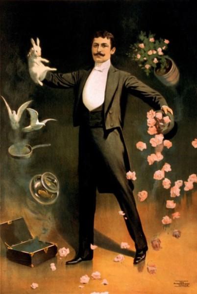 Vintage Magician
