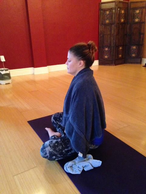 The Faces of Meditation: Tracy Ochester