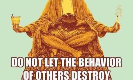 Apathy & Non-Attachment are Not the Same…Don't be a Jerk