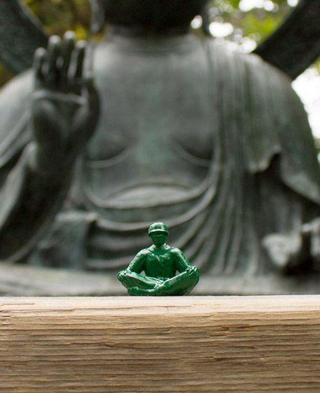 buddhist army man
