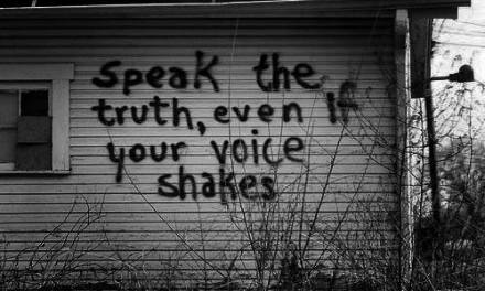 Living Satya: No Lies, Your Practice is Truth