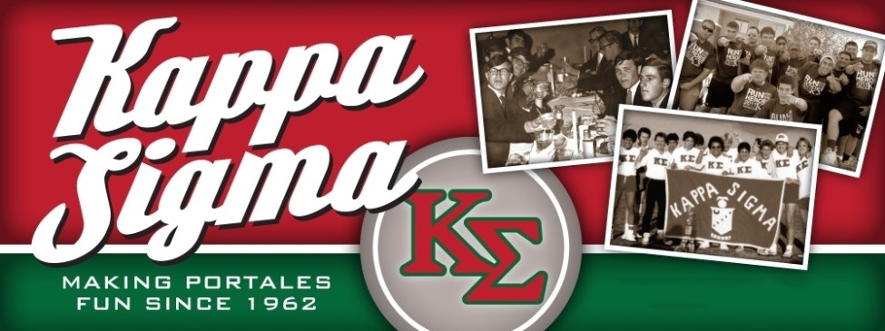 Kappa Sigma - Keeping Portales Fun Since 1962