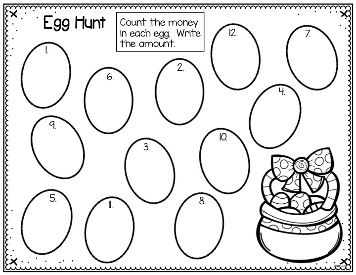Egg Hunt Freebie