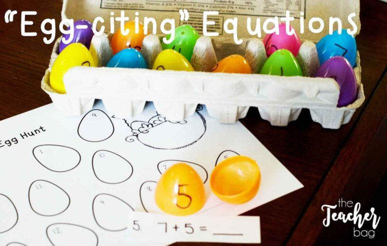 egg-equations