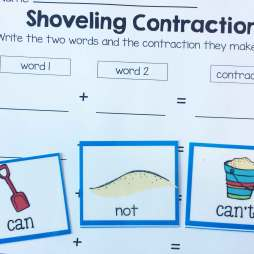 Shoveling Contractions