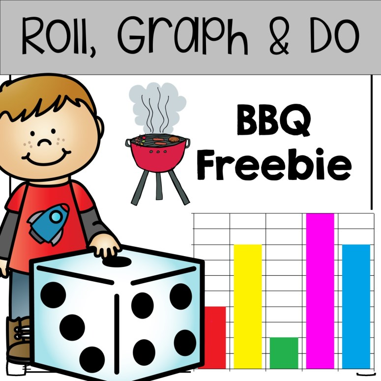 roll, graph and do BBQ freebie
