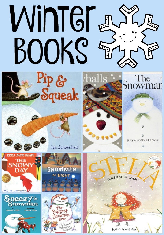 Favorite Winter Books