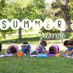 Summer Journal Writing
