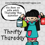 Thrifty Thursday- Last One