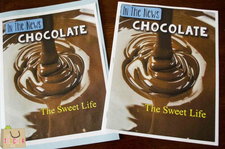 In the News Chocolate magazine