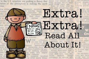 Extra! Extra! Read all about it! Magazine readers for kids.