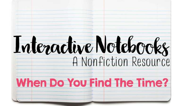 Interactive Notebooks- When and Where?