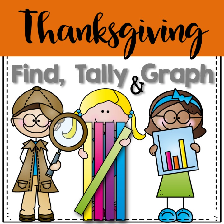 Thanksgiving find, tally and graph