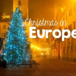 Christmas in Europe (freebie)