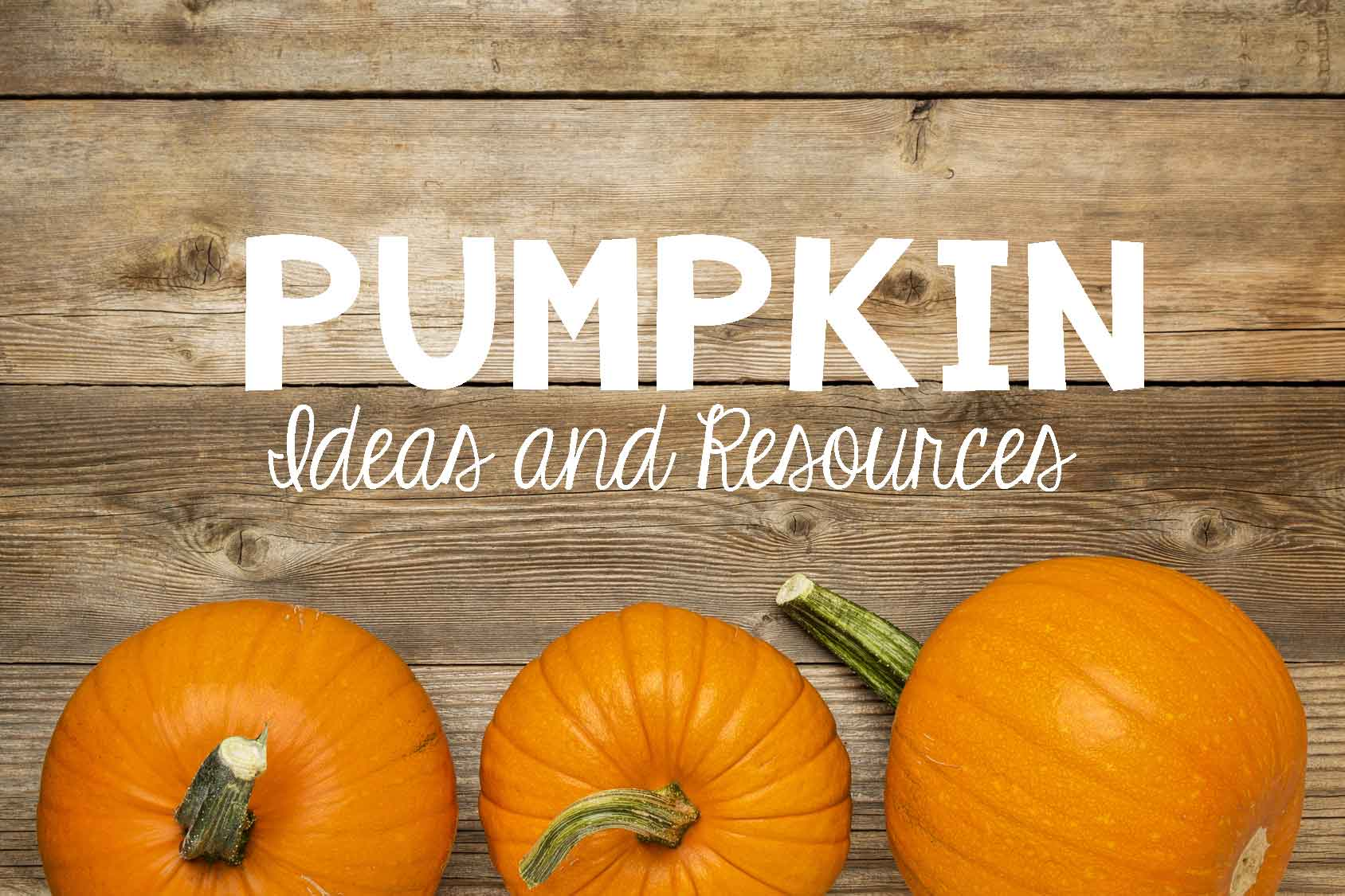 pumpkin resources