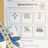 Spring nonstandard measuring