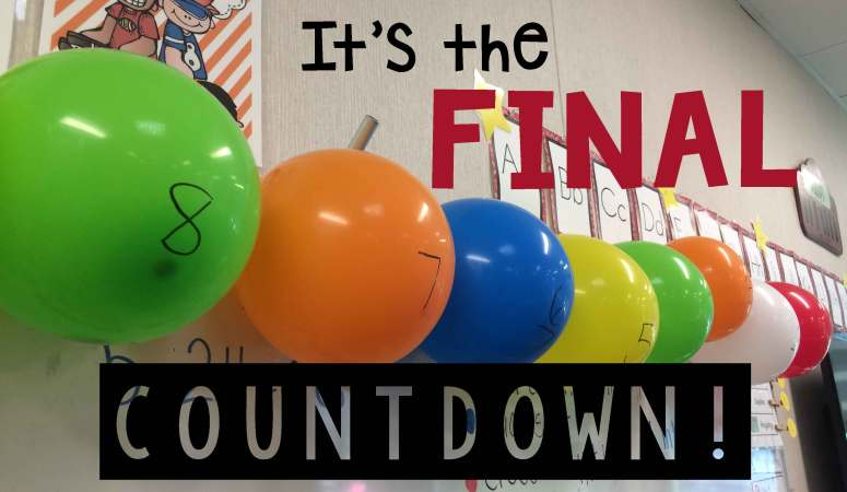 End of the Year Countdown