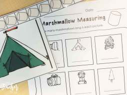 marshmallow measuring