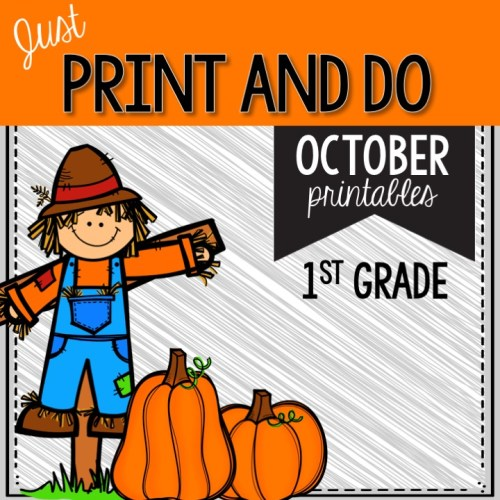 October print and do