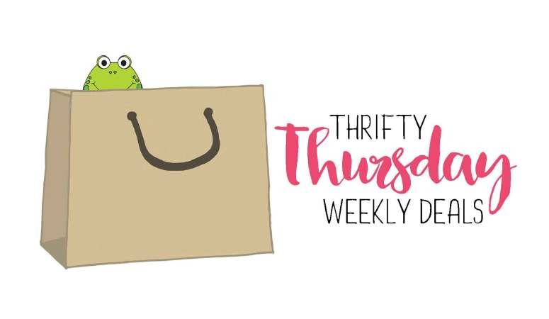 Thrifty Thursday (6/30/16)