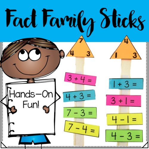 fact-family-math-sticks