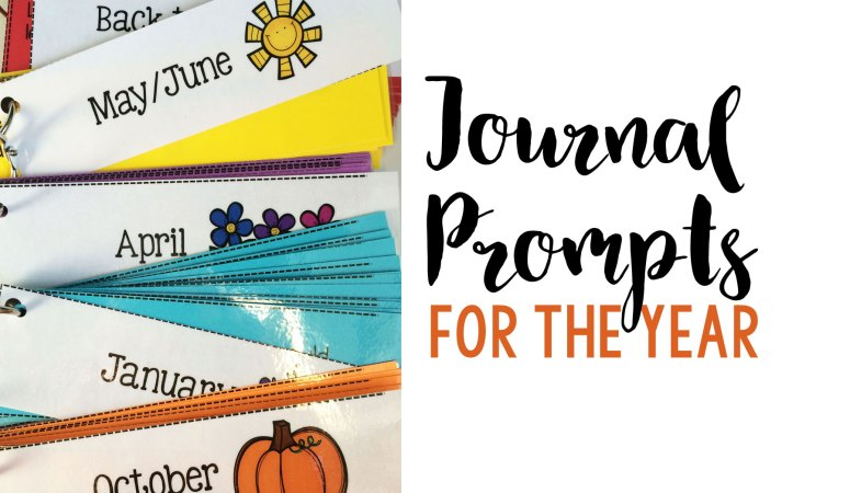 Journal Prompts and More!