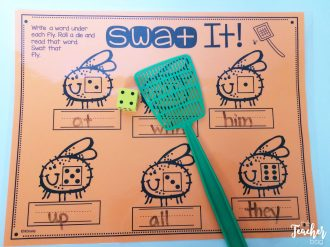 Swat your sight words.