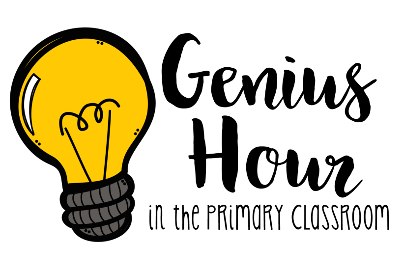 genius hour in the primary classroom