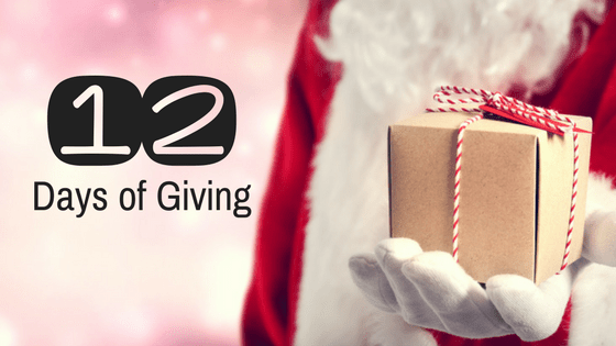 12 days of giving 2017