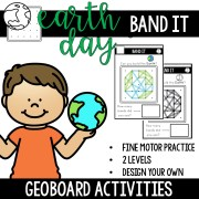 Band It Earth Day Cover
