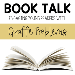 Giraffe problems book talk