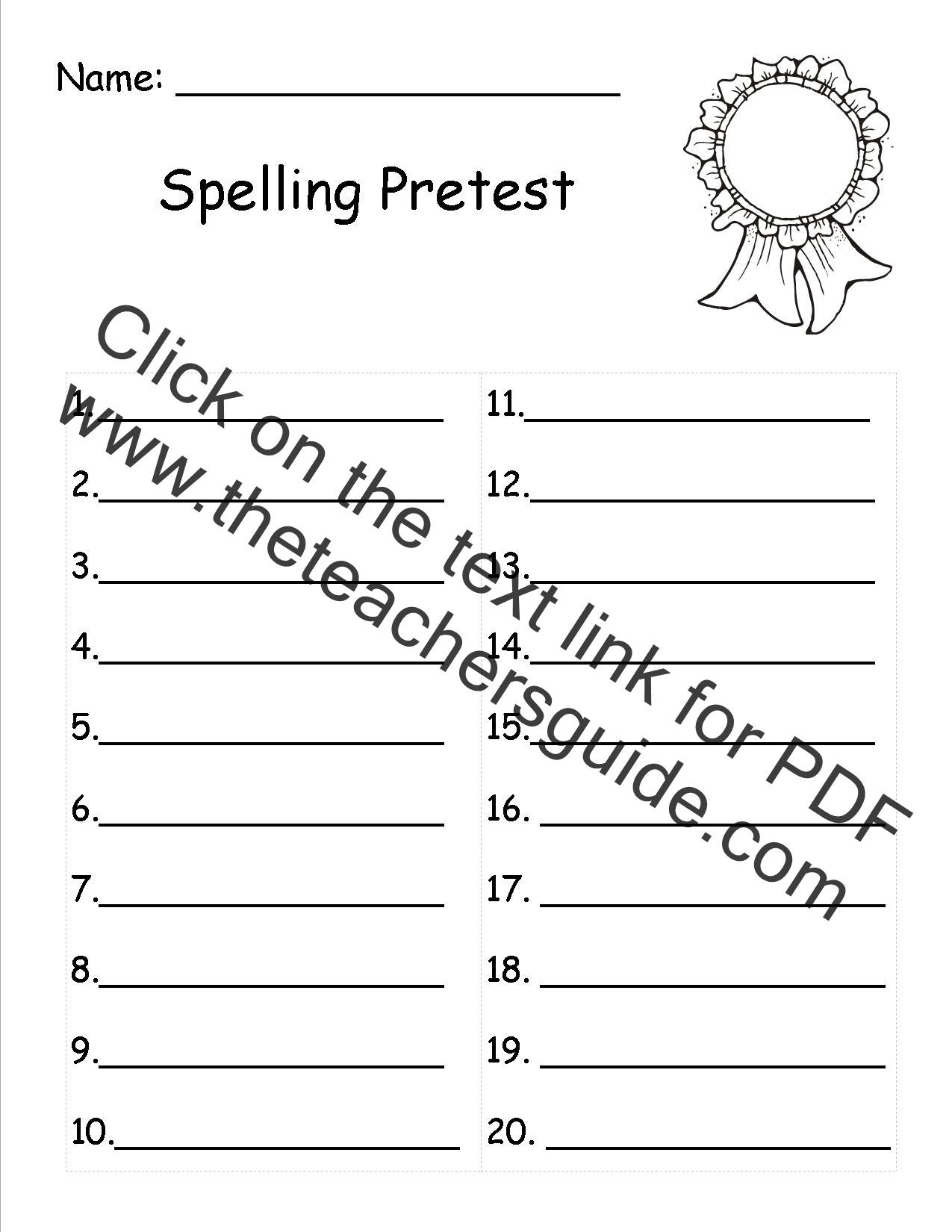 Wonders Third Grade Unit Four Week Two Printouts