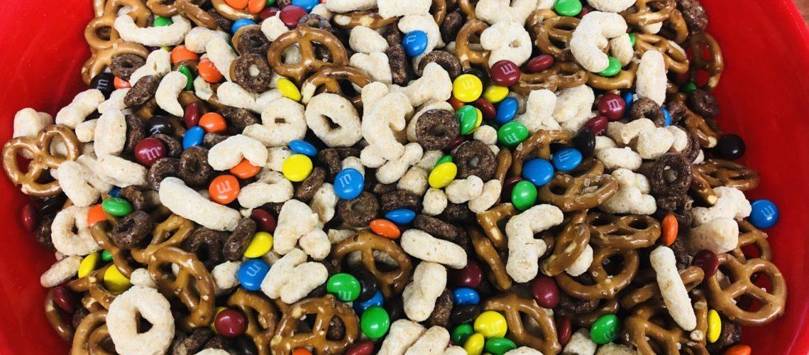 ABC Snack Mix