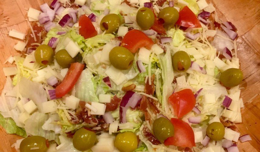 Twisted 1905 Salad