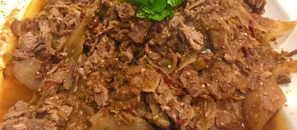 Crock-pot Barbacoa Beef