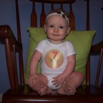 Savannah at 7 Months