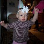 Savannah's 1st Birthday Celebration {Winter Onederland}